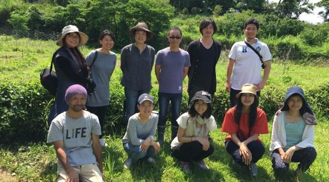 【畑から学ぶ愛の世界】自然栽培むい自然農園に見学へ行ってきました!
