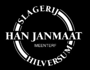Afbeelding logo slagerij janmaat