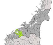 Forside:Romsdal - lokalhistoriewiki.no