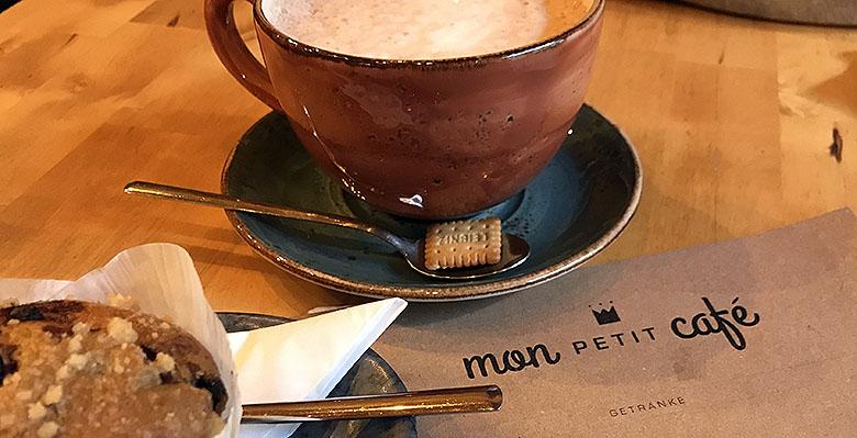 Mon Petit Café - Ein Stückchen Paris und London auf 50 qm