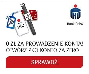 PKO BP PKO konto za ZERO