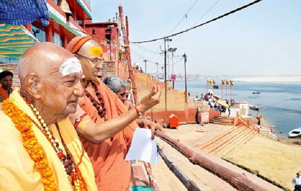 Prof. G.D. Agarwal dies in efforts to save the Ganga