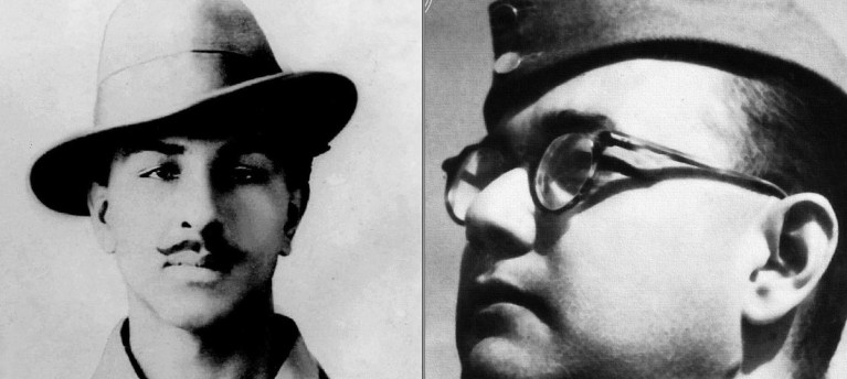 Bhagat Singh on Netaji Bose and Nehru