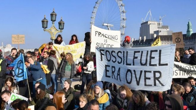 Why Extinction Rebellion Protesters Are Breaking the Law