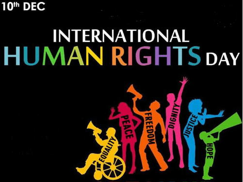 On International Human Rights Day