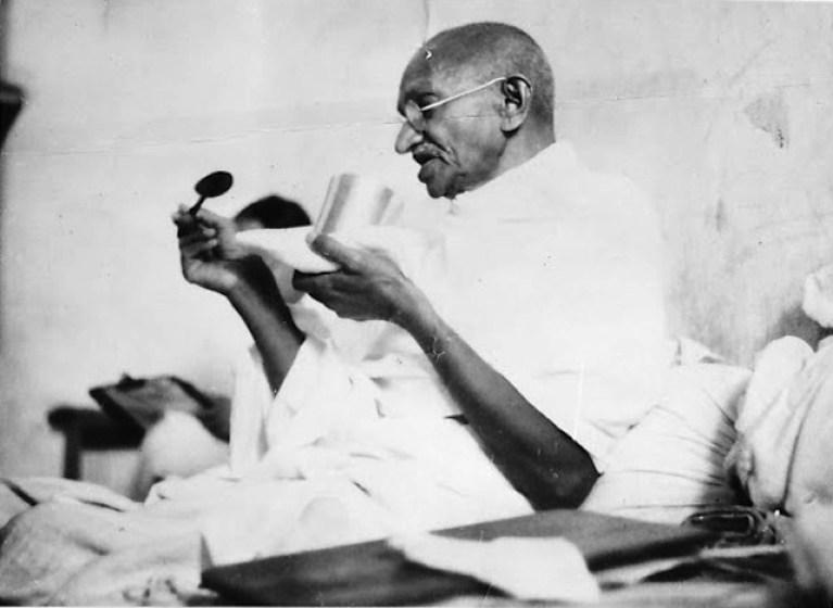 Gandhi's Final Fast