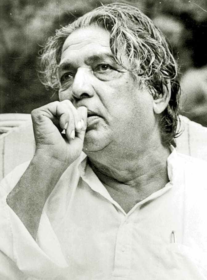 Remembering Kaifi Azmi