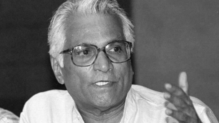 George Fernandes: A Man of Many Contradictions