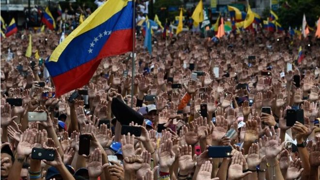 Venezuela is Extremely Important Because it is the Battle of this Century