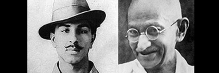 Mahatma Gandhi and Congress on Bhagat Singh's Martyrdom