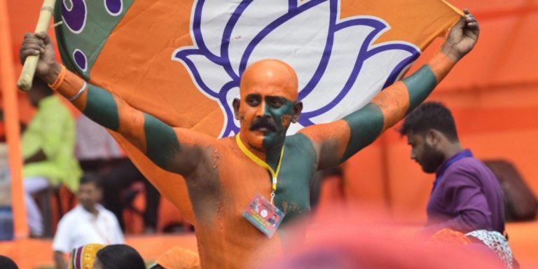 How the BJP's Political Narrative Filled the Holes in the NDA's Actual Performance