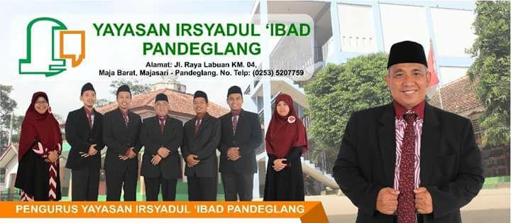 Lowongan Kerja Yayasan Irsyadul 'Ibad Pandeglang