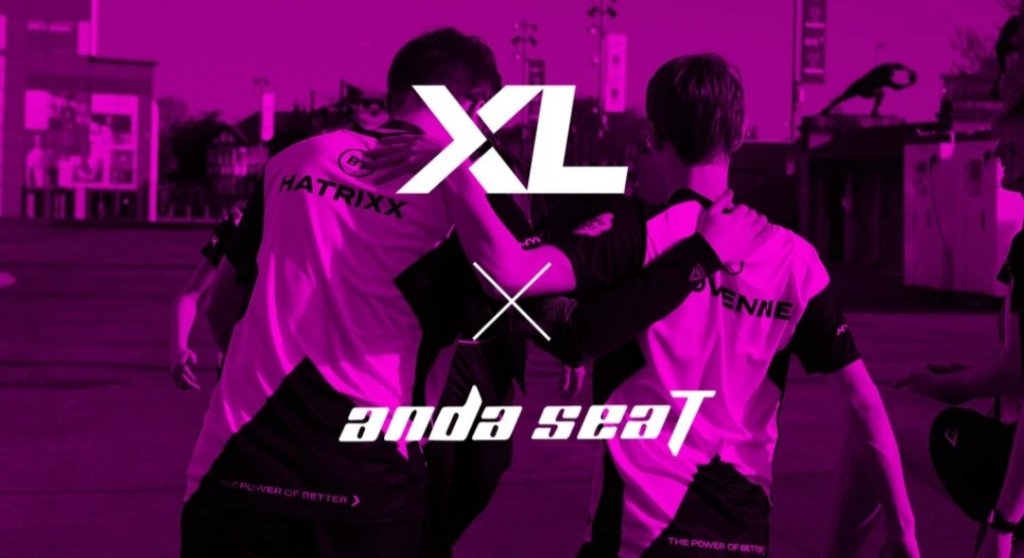 AndaSeat partners with EXCEL