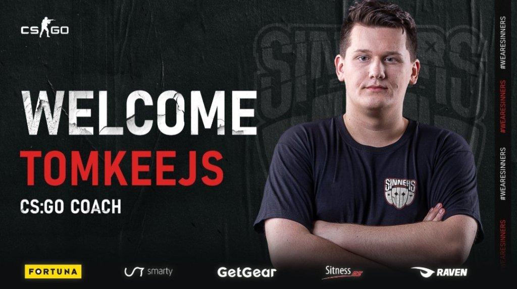 Tomkeejs to appear as Sinners coach