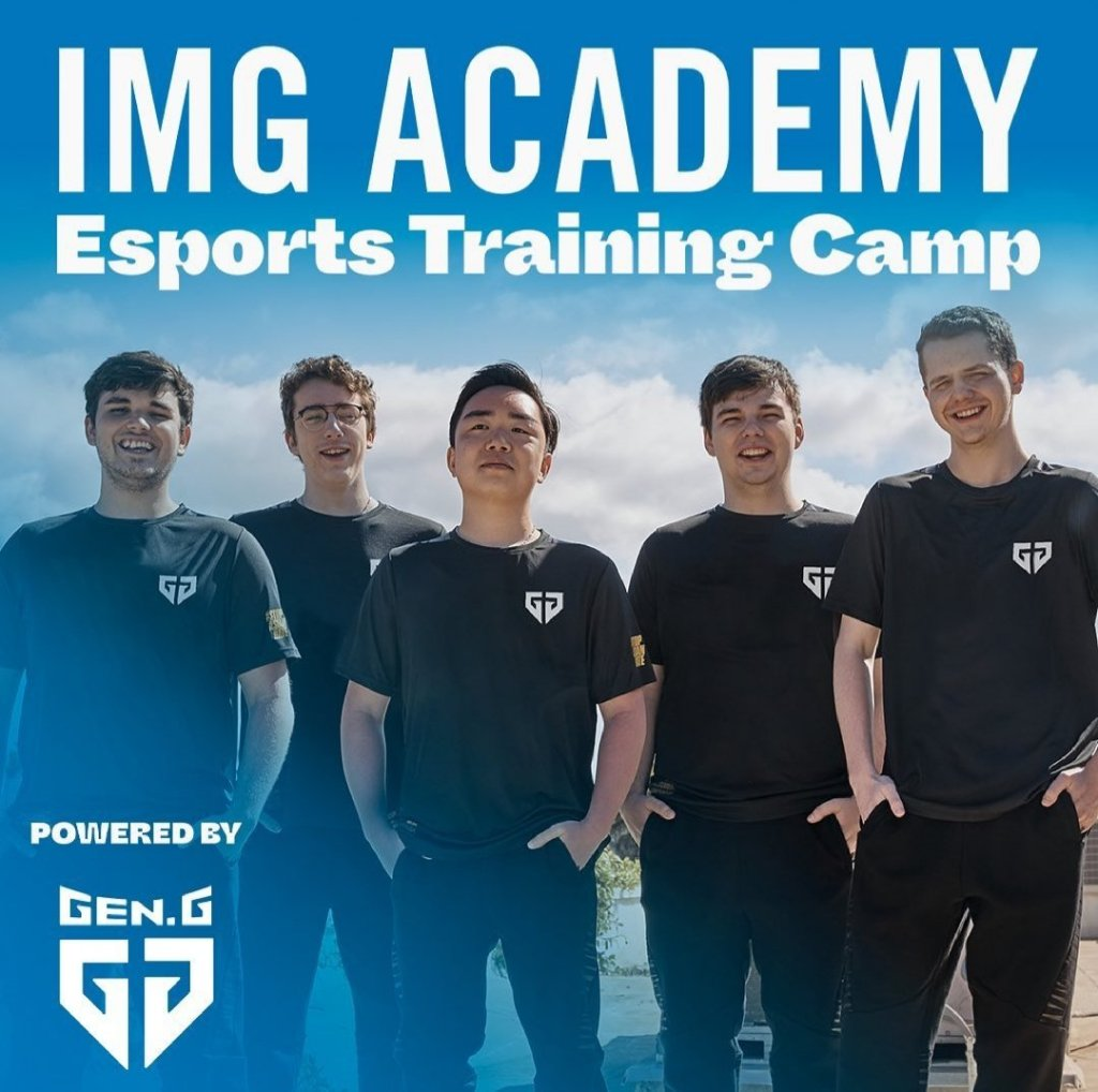 Gen.G Esports partners with IMG Academy