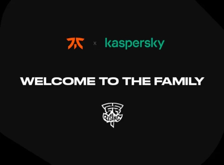 Fnatic partners with Kaspersky
