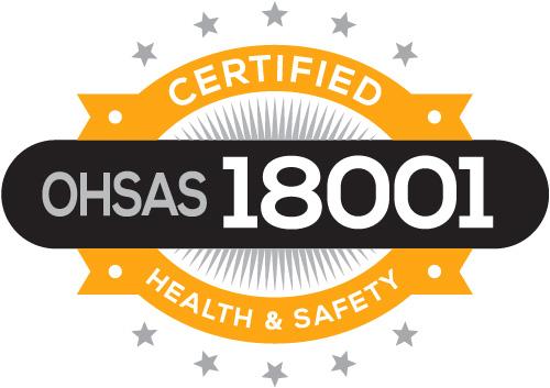 ISO 18001 Belgesi