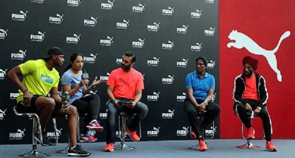 Delhi Marathon Press Conference