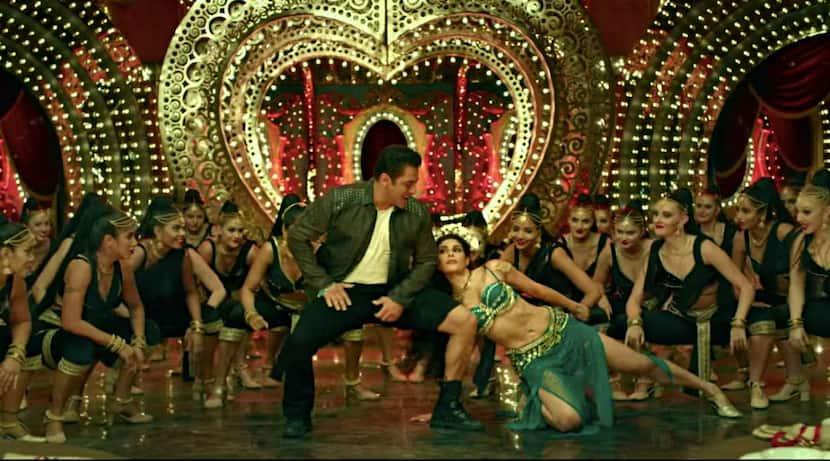 धमाल माचा रही फिल्म राधे का दिल दे दिया गाना, सलमान खान ने जैकलीन फर्नांडिस के लिए कही एक सवाल