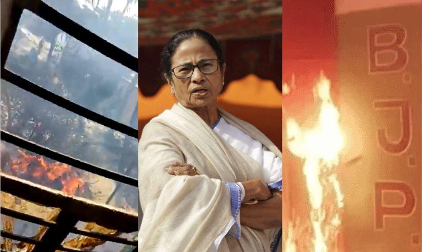 TMC की सत्ता में वापसी के साथ, बंगाल में राजनीतिक हिंसा वापस एक वर्ग में आ गई है