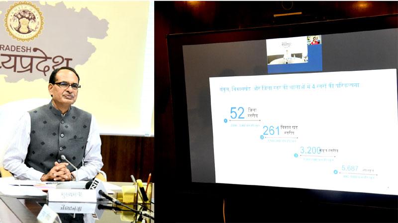 प्रदेश में खुलेंगे 9200 सी.एम.राइज स्कूल : मुख्यमंत्री श्री चौहान