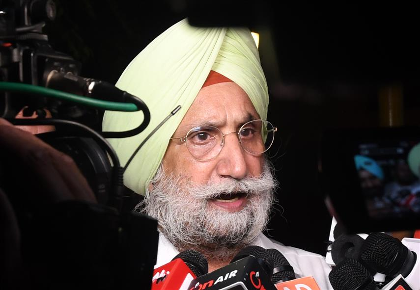Will take up with Home minister 'unjust' move to 'evict' Sikhs living in Shillong: Punjab Dy CM