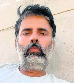 Sangrur: Atop water tank for 51 days, jobless man refuses to budge