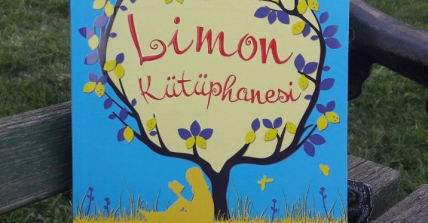 Limon Kütüphanesi / Jo Cotterill
