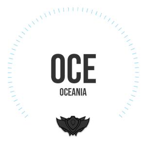 LoL Account OCE