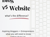 A full definition of what is a blog for aspiring bloggers and entrepreneurs. Questions answered why blogging is so popular and the difference between a website and blog. via Lola Celeste