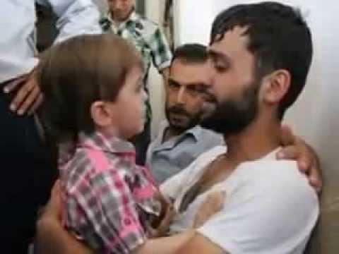 Pai reencontra filho que julgava estar morto na Síria
