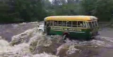 Trágico Acidente de autocarro em , Savaii, Samoa