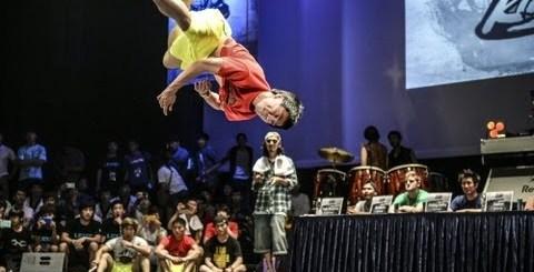 A arte do Taekwondo numa produção brutal da Red Bull