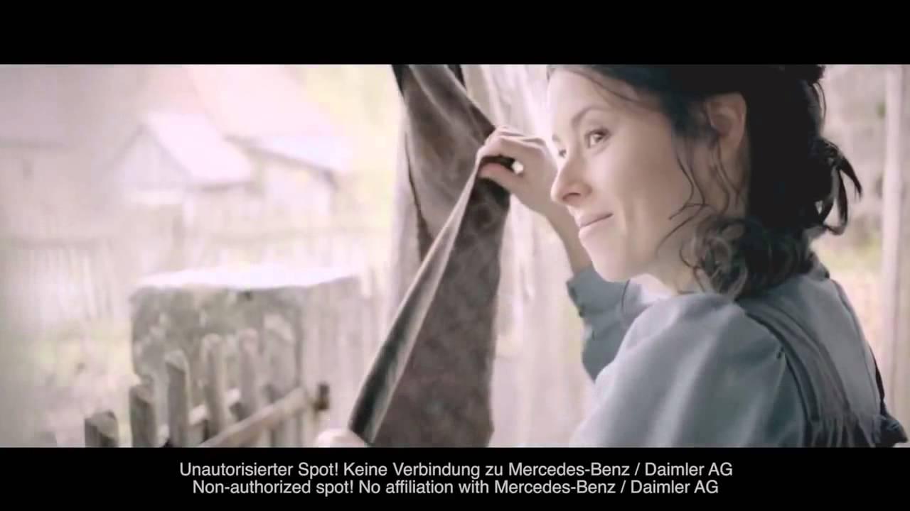 Publicidade não autorizada da Mercedes causa polémica