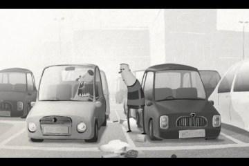 Uma animação que vai tornar o teu dia melhor