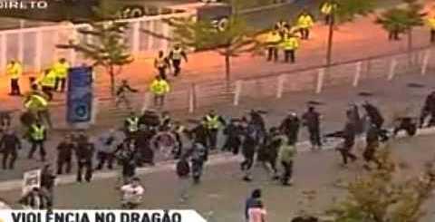 Confrontos, antes do clássico Porto x Sporting