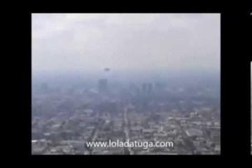 Vídeo revela a existência de aliens