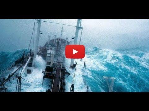 6 tempestades em alto mar