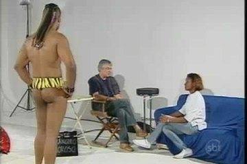 Teste para filme porno