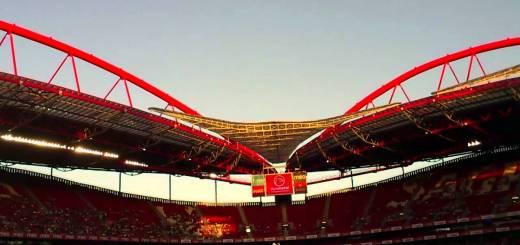 Águia Vitória foge do Estádio da Luz