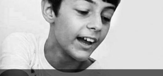 Bernardo tinha 11 anos e disse a todos que ia ser morto