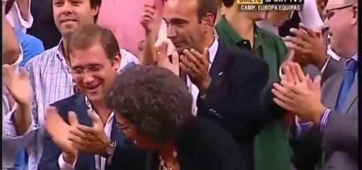 Momento arrepiante em que Portugal se sagrou Campeão da Europa