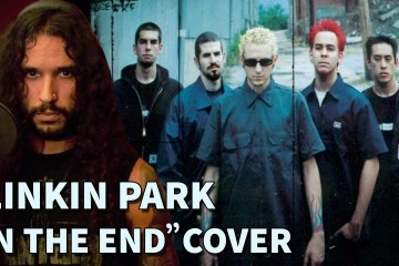 cover in the end, linkin park