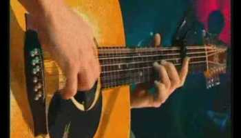 Uma poderosa guitarrada