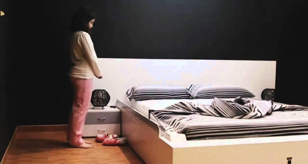 Cama que se faz sozinha