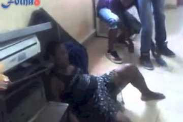 Brutalmente espancadas em Luanda, Angola
