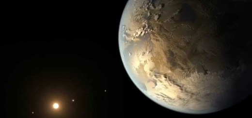 Cientistas descobrem planeta similar ao nosso!