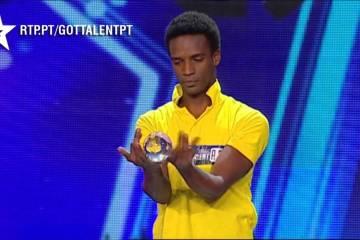 Got Talent Portugal, Luís Reis malabarista