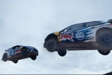 Volkswagen despede-se do WRC em grande