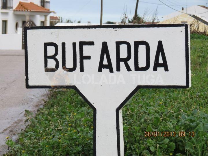 nomes engraçados de terras portuguesas - bufarda